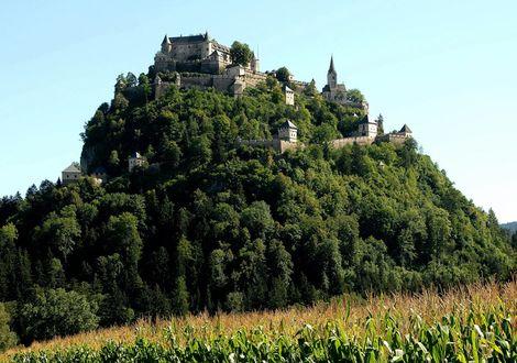 Zur Burg Hochosterwitz - Gailtaler Hof