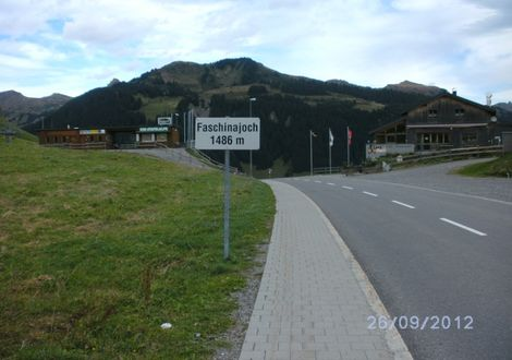 Auf den Spuren der Walser - Alpen Hotel Post