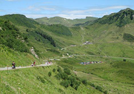 Furkajoch - Faschinajoch - Alpen Hotel Post
