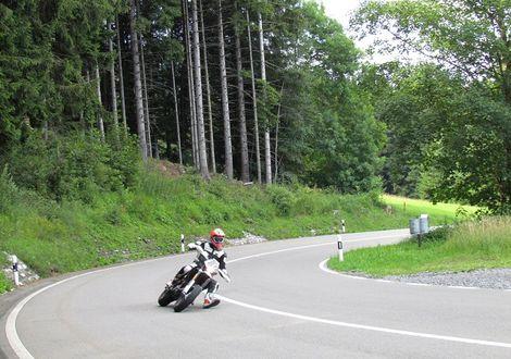 In die Schweiz - Vierwaldstättersee - Klausenpass - Alpen Hotel Post