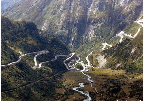 Tour für harte Biker - Die schönsten Alpenpässe - Alpen Hotel Post