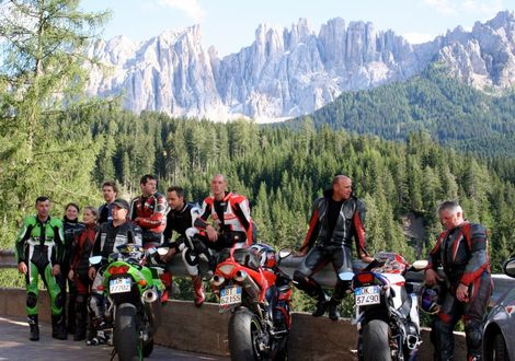 Die Hochplateaus um Bozen - Bike & Ski Hotel Diana Karersee