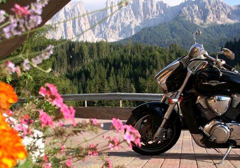 Marmolada - Sella - Bike & Ski Hotel Diana Karersee