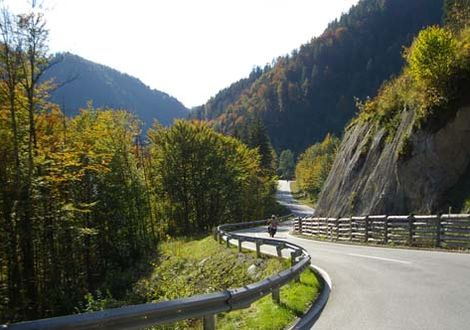 Styrian saddle tour … a feast of curves - Gasthof Pension Drei Hacken
