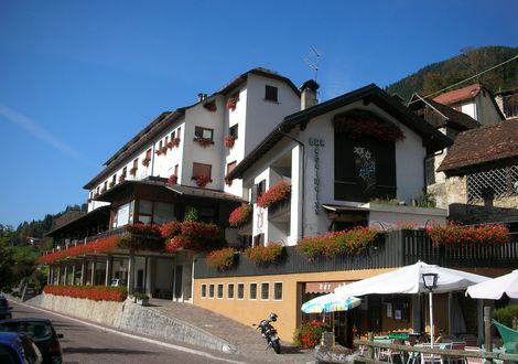 Tour of the Dolomites and valley of time - Hotel Ristorante Bellavista