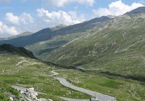 Schweiztour Ofenpass - Schönauer Hof