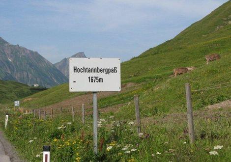 Silvretta über Furka mit Hahntennjoch - Schönauer Hof