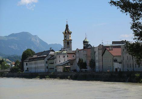 Gerlos Pass – Thurn Pass – Kitzbühel – Lake Reintaler - Hotel Zum Pinzger