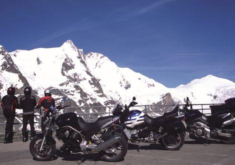 Großglockner Klassik - Ski- & Motorradhotel Eva-Marie