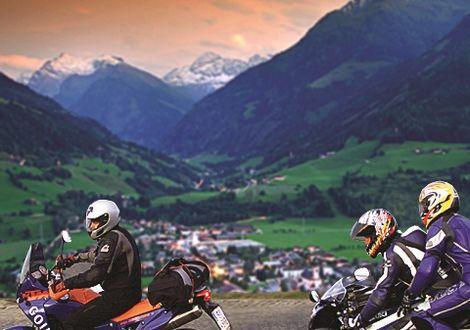 Krimmler Wasserfälle - Ski- & Motorradhotel Eva-Marie
