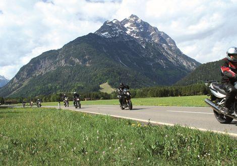 Postalm - Salzkammergut Tour - Ski- & Motorradhotel Eva-Marie