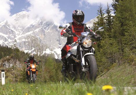 Radstätter Tauern - Nockalm - Ski- & Motorradhotel Eva-Marie