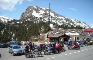 Maloja Pass - Motorrad und Wellnesshotel Traube Post