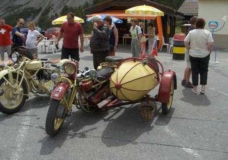 Pillerhöhe - Tiroler Oberland - Motorrad- & Spa Hotel Traube Post am Reschensee