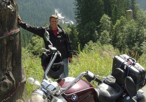 Von der Traube zum Comersee - Motorrad- & Spa Hotel Traube Post am Reschensee
