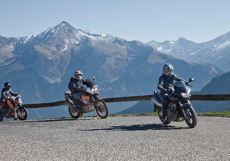 Zillertal Valley High Alpine Road und Schlegeis Reservoir - Hotel Sonnleiten
