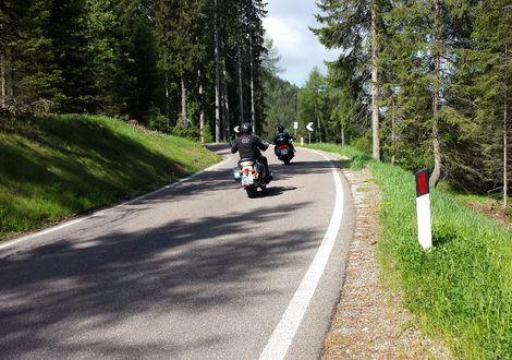 The mediterranean tour  - Frühlingstour über Meran und Bozen - Hotel Alp Cron Moarhof