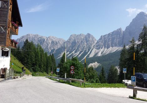 Die Provinzen Belluno, Udine und Pordenone - Hotel Alp Cron Moarhof