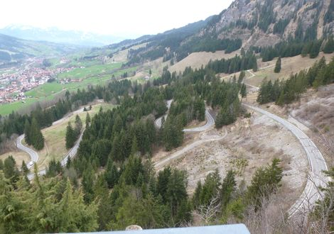 Lechtal-Vorarlberg - Hotel Bergblick