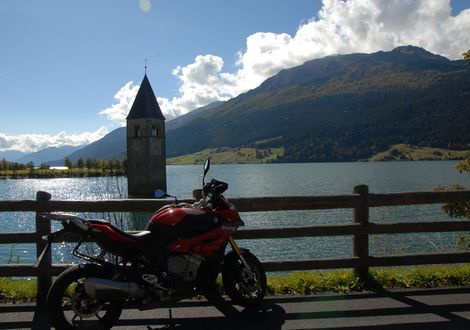 Vinschgau Sun Route and the tri-border region - Bio Landhotel Anna