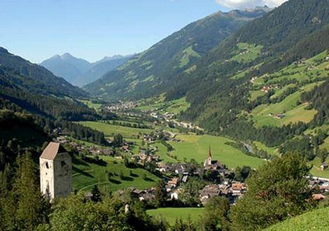 Jaufenpass und Penserjoch - Hotel & Südtiroler Gasthaus Der Gassenwirt