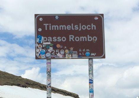 Timmelsjoch, Jaufenpass, Kühtai - Hotel Sonnleiten