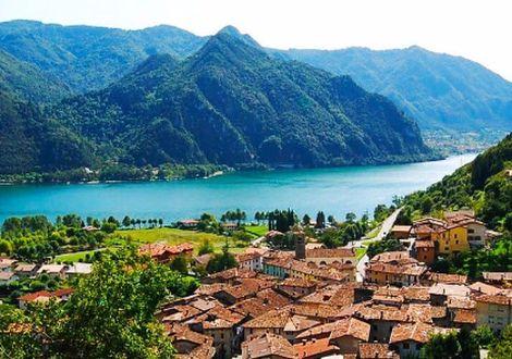 Lake Idro - Hotel Monte Giner