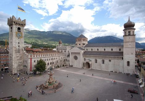 Panorama Tour of Trento - Hotel Monte Giner