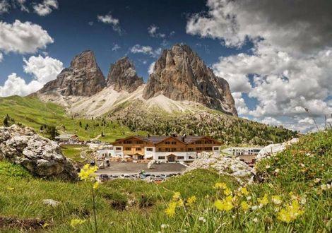 Sella Ronda - Hotel Monte Giner