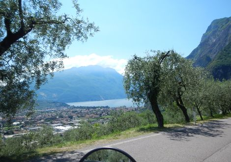 Maxi-Tour zum Gardasee  - Motorrad-Hotel-Südtirol Ludwigshof