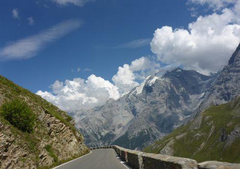 Tour Stilfserjoch - Motorrad-Hotel-Südtirol Ludwigshof