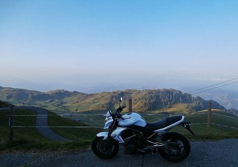 """Kitzbüheler Horn Runde - Gasthof Lederer """"Bike & Snow"""""""