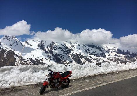 """Grossglockner – Felbertauern tour - Gasthof Lederer """"Bike & Snow"""""""