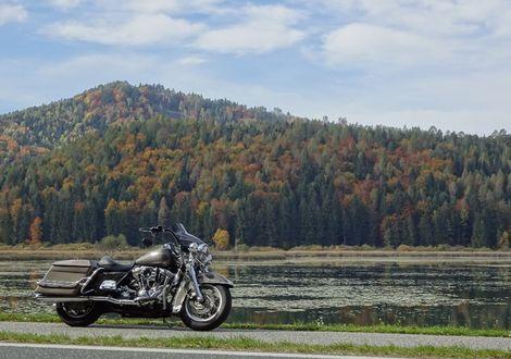 Wasserreich Kärnten Tour - Das Kärntner Motorradhotel Berghof Brunner