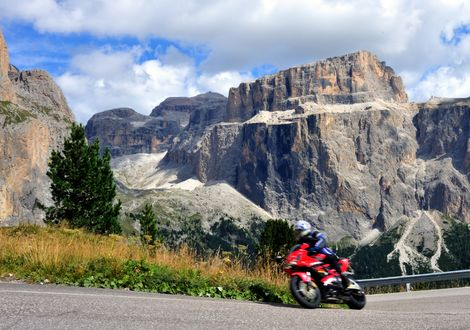 The Sella tour – legend in the Dolomites - Hotel Teutschhaus