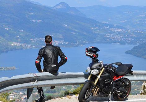 Riva di Garda - Sport & Wellness Hotel Cristallo am Levicosee