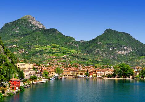 Gardasee Rundfahrt - Hotel Monte Giner