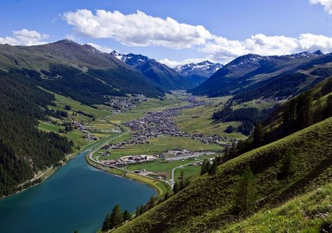 Livigno excursion - Hotel Monte Giner
