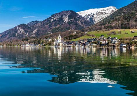 Sissi tour – Lake Wolfgang tour - Verwöhnhotel Vötter's Sportkristall