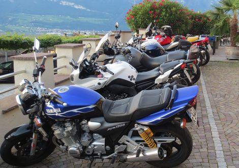 Dolomiten-Tour Ost - Residence Garni Hotel Vineus