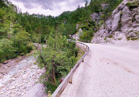 Die Hardcore Tour zum Mangart - Natur Romantik Resort Berghof Brunner