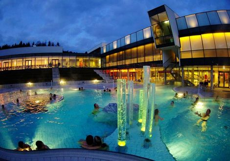 Die Therme Nova Tour - Natur Romantik Resort Berghof Brunner