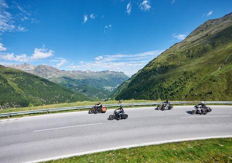 Südtirol Runde - Alpenhotel Laurin