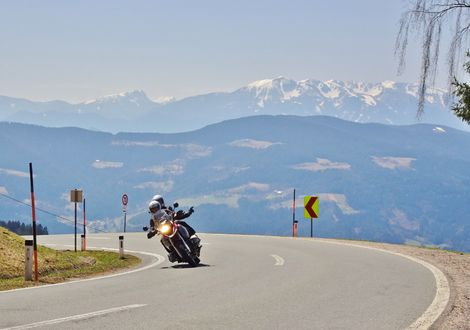 The Drau Tour through Carinthia, Styria & Slovenia  - Das Kärntner Motorradhotel Berghof Brunner