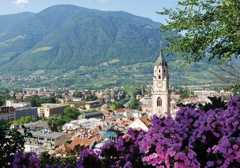 Im Hrzen Südtirols 285 km - Hotel Florian