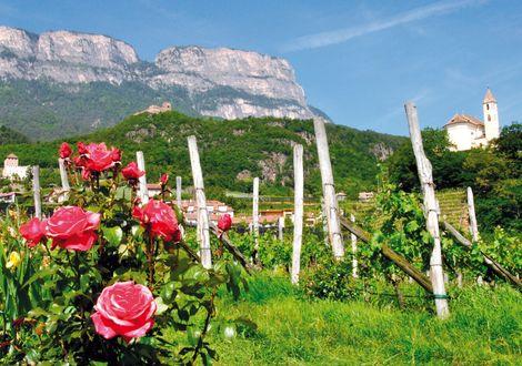 Rundum-Bozen-Tour 298 km - Hotel Florian