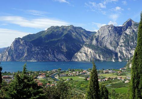 13 Lakes Tour - Garda See, Frühjahrstour, all year  - Residence Garni Hotel Vineus