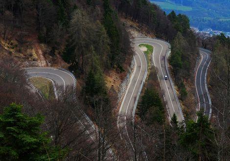 Passo di Monte Giovo - passo Pennes long ride - Residence Garni Hotel Vineus