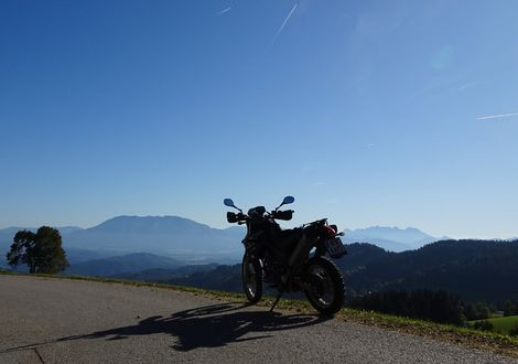 The Sideways Enjoyment Tour to Diex  - Das Kärntner Motorradhotel Berghof Brunner