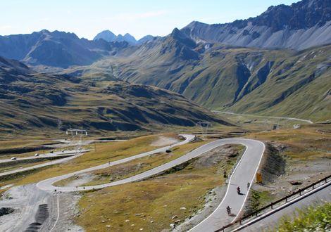 Stilfser pass - Gavia - Bike & Ski Hotel Diana Karersee
